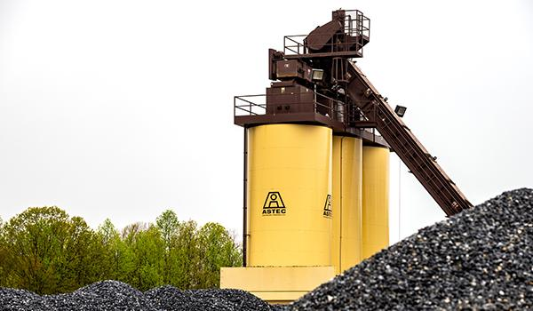 Boxley opens Astec asphalt manufacturing plant