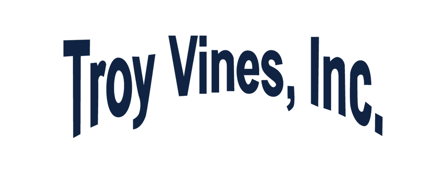 Troy Vines Inc Blue