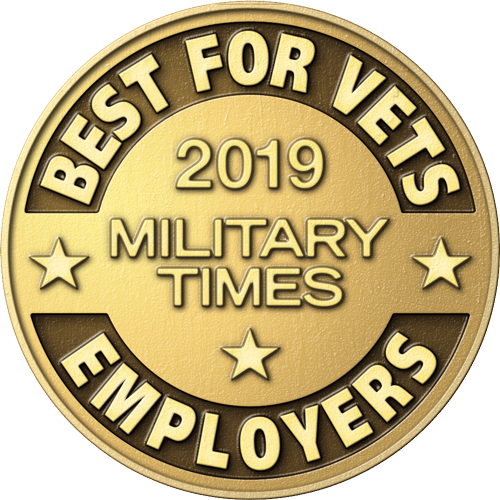Best For Vets Award 2019